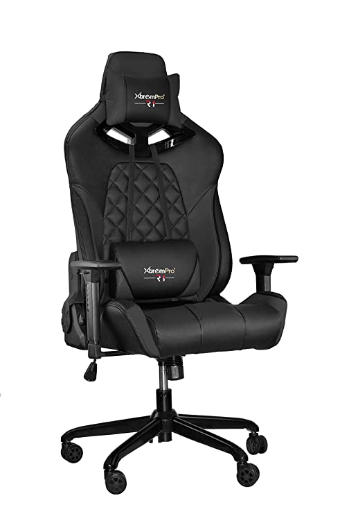 Admirable Amazon Com Xtrempro 22042 R1 Gaming Chair With Rgb Lighting Alphanode Cool Chair Designs And Ideas Alphanodeonline