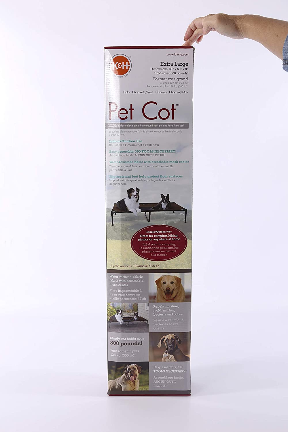 K H PET PRODUCTS Original Pet Cot