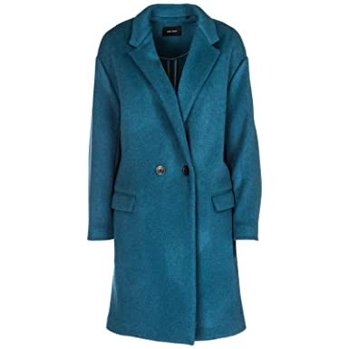 Amazon Com Isabel Marant Women Coat Blu 2 Us Clothing