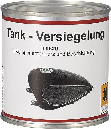Wagner Spezialschmierstoffe Gmbh Co Kg Einkomponentenharz Tankversiegelung 250 Ml Rostumwandler Rostentferner Rostlöser 250 Ml Auto