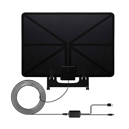 Review TV Antenna,Wintesla 50 Mile