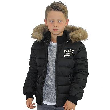 Vêtements Junior Doudoune Redskins Et Black Wallstreet ARBqOxwv5B