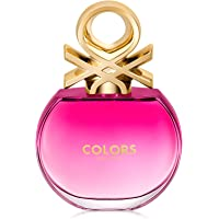 Benetton Colors Spray for Women, Pink, 2.7 Ounce