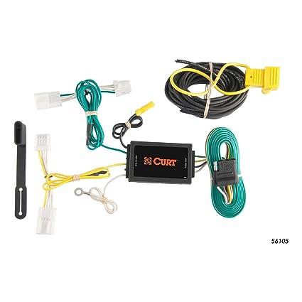 71t6Jbd47lL._SX425_ amazon com curt 56105 custom wiring harness automotive