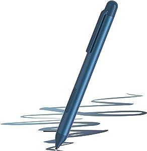 VORCSBINE Active Stylus Pen for Microsoft Surface Go Pen, 1024 Level Pressure Sensitivity with MPP Certificate-Cobalt Blue
