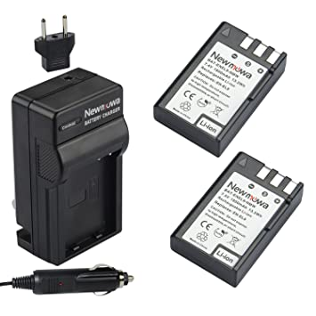 Amazon.com: newmowa (2-Pack) y Kit de Cargador de batería ...