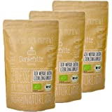 "3er Pack Bio Paleobrot ""Null Hoch 7"" (3x 825g Brot) - Brotbackmischung 100% Bio, vegan, glutenfrei, hefefrei"