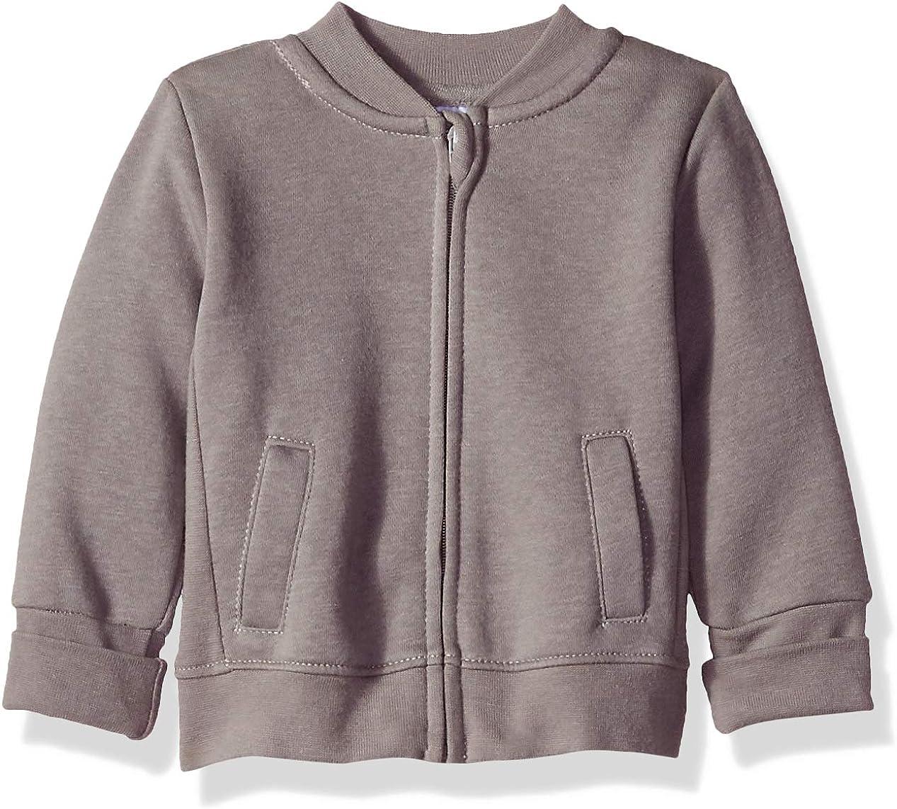 Hanes Ultimate Baby Zippin Fleece Jacket
