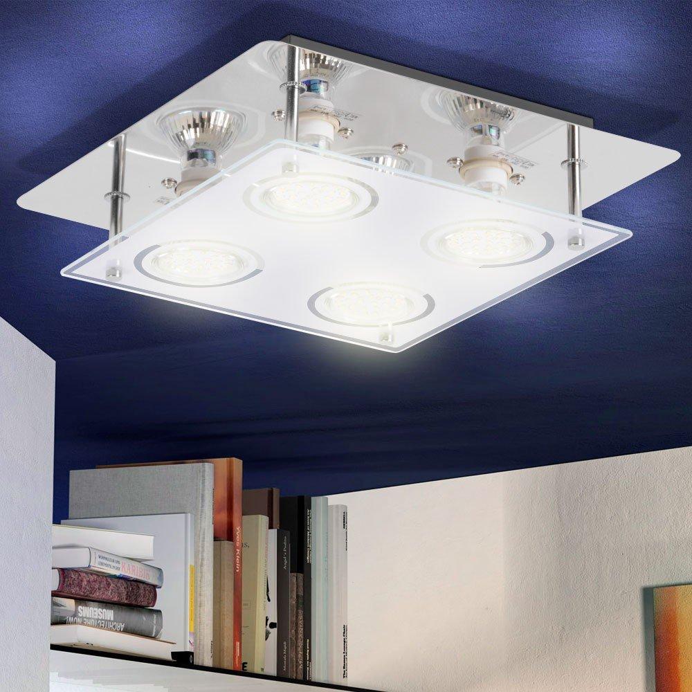 View Images 12w Led Deckenleuchte Deckenlampe Wohnzimmer Esszimmer Flur Lampe