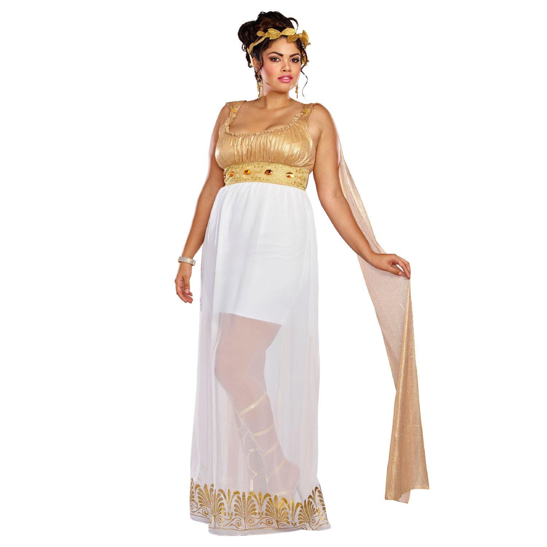 DreamGirl – 10688 X Athena disfraz, talla XL