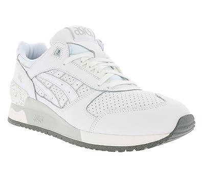 asics acepción de gel para hombre zapatillas blancas H5W4L 0101: Amazon.es: Zapatos y complementos
