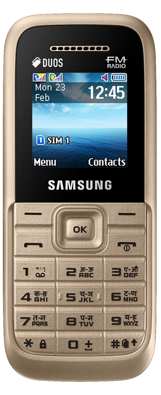 new products 76ad0 79db2 Samsung Guru FM Plus (Gold)