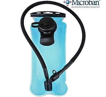 CCBETTER 3L caño Seguro Sistema de hidratación Deportes Hidratación. Camelbak Agua Bolsa Reserva Camping Bolsa de Agua BPA Free and FDA Certification