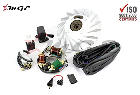 Vespa 12 Volt Electronic Kit 6 Volt Conversion Kit VBB VBA ... on