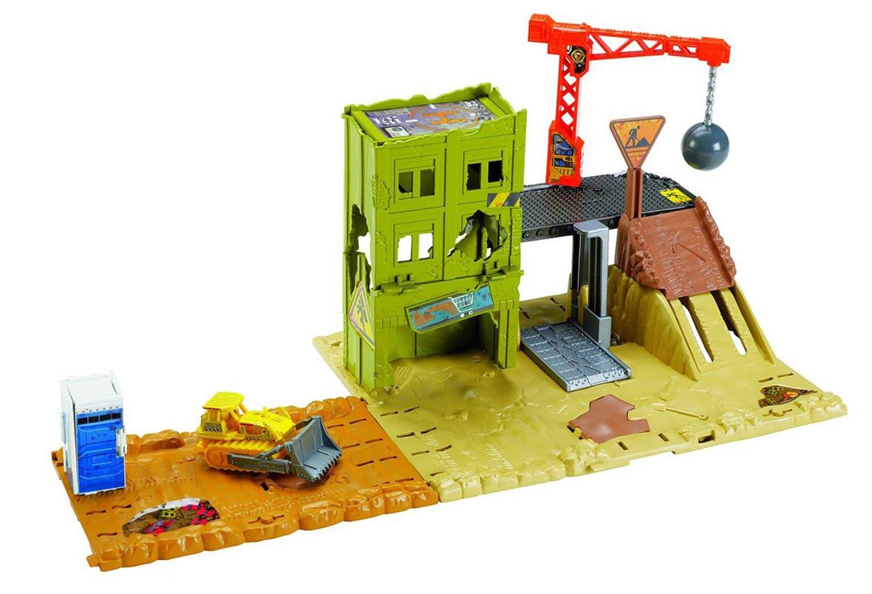 Mattel Matchbox BLM16 Abriss Set