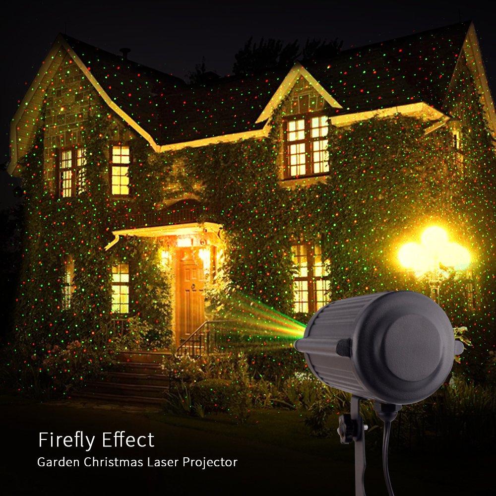 Reject Shop Laser Christmas Lights: BETOPPER Outdoor Laser Christmas Light Projector With IR