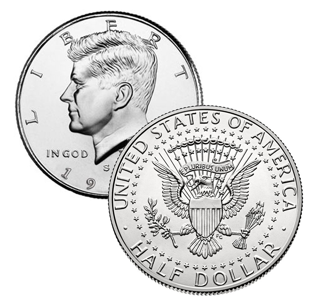 KENNEDY 1968S PROOF 40/% SILVER UNC FREE SHIPPING