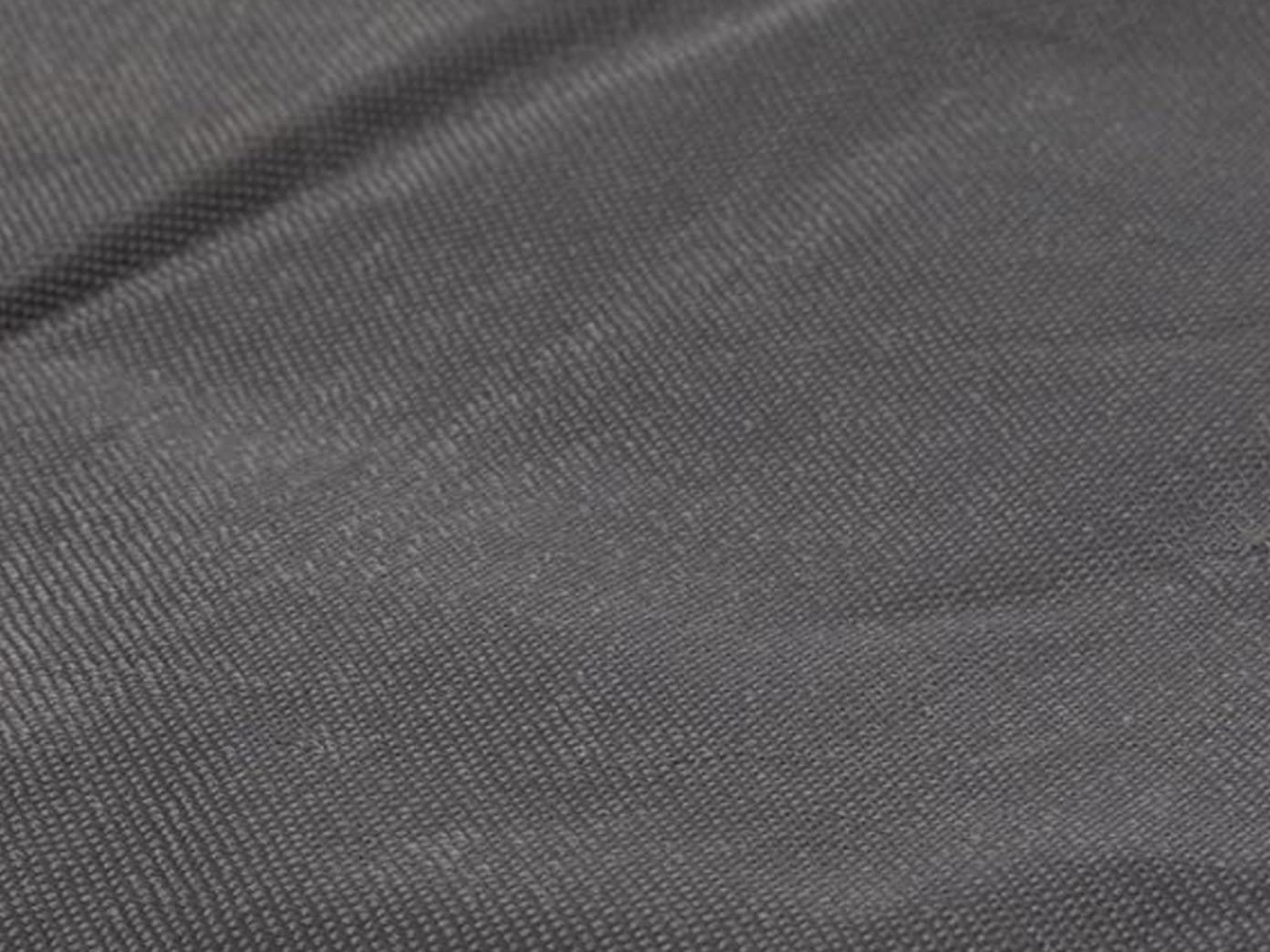Noir Perel Garden oclc Coque pour Tabouret 95/x 95/x 70/cm
