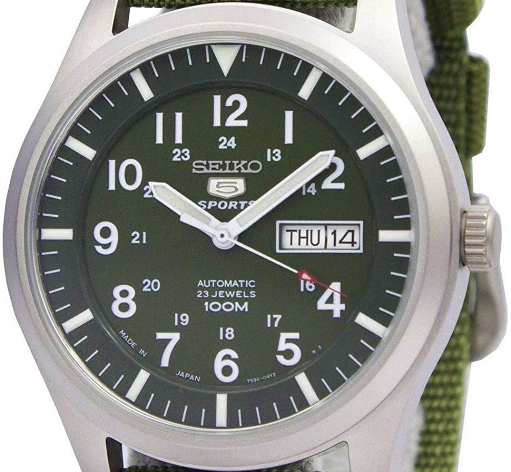 SEIKO 5 Seiko import Automatic Watch SNZG09J1 imports