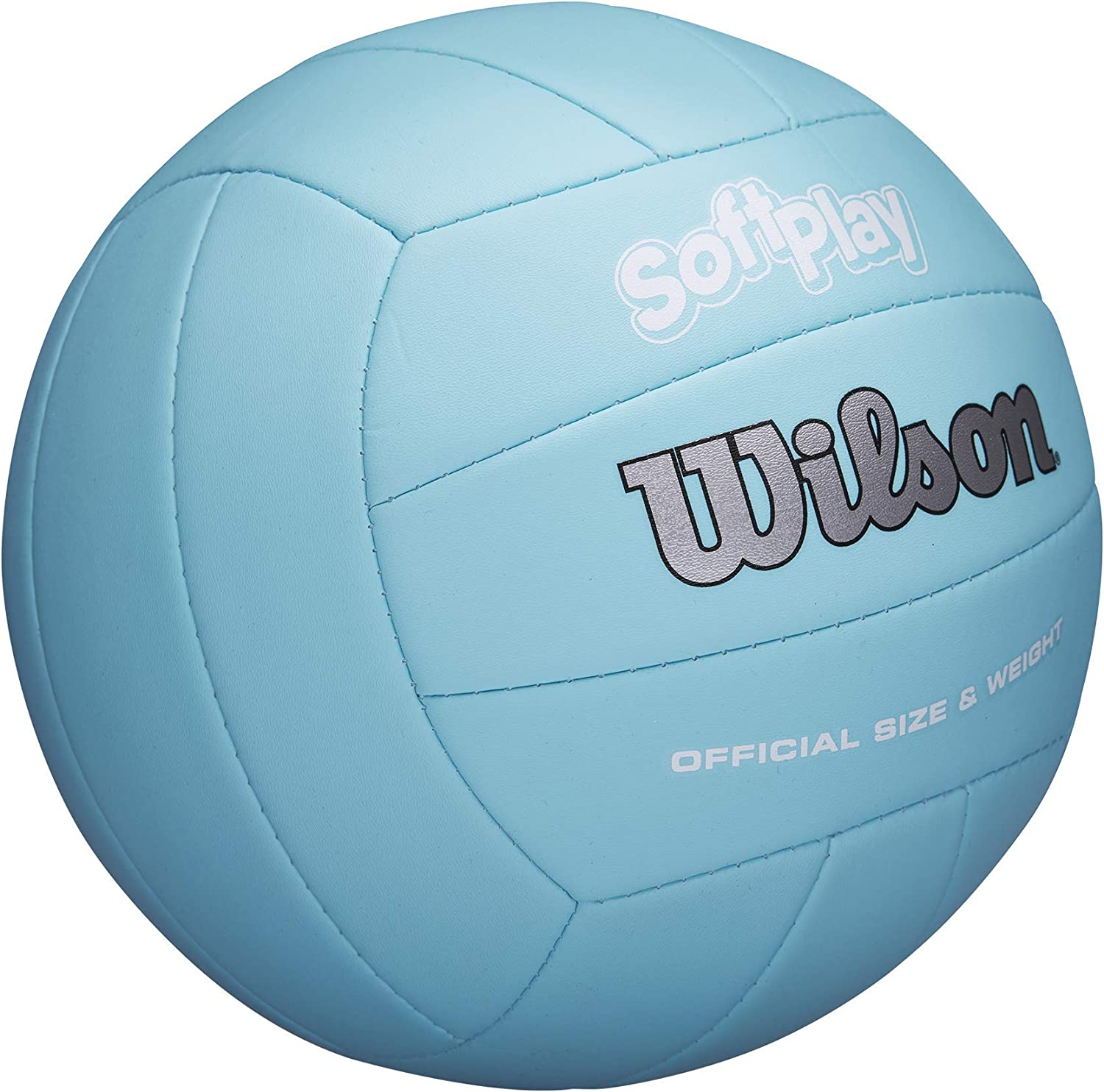 Wilson Soft and Super Soft Play Volleyball