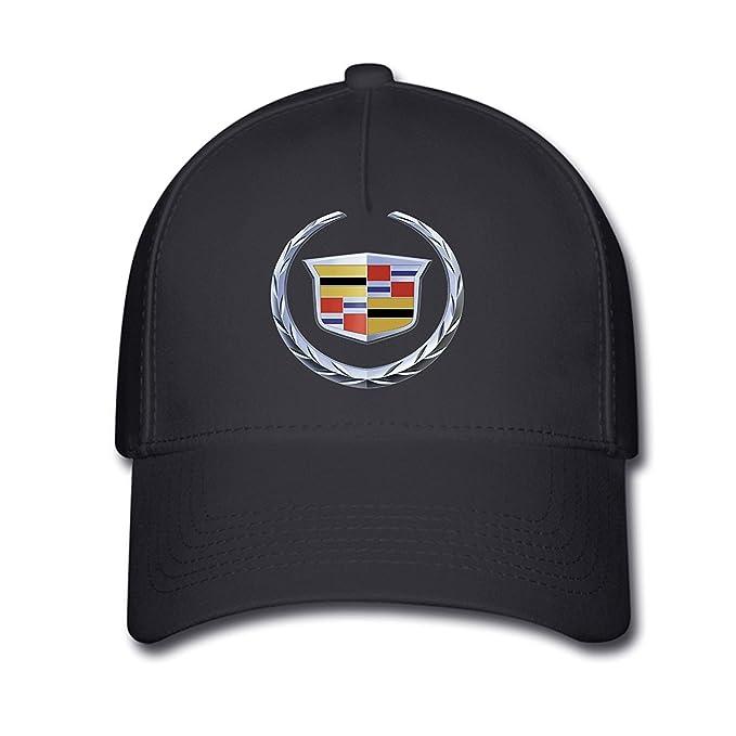 Amazon.com  DEBBIE Unisex Cadillac Logo Baseball Caps Hat One Size  (4317265554534)  Books 9d58c070d6a5