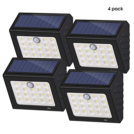 Newest version 19 led solar lights solar powered motion sensor newest version 19 led solar lights solar powered motion sensor security light aloadofball Image collections