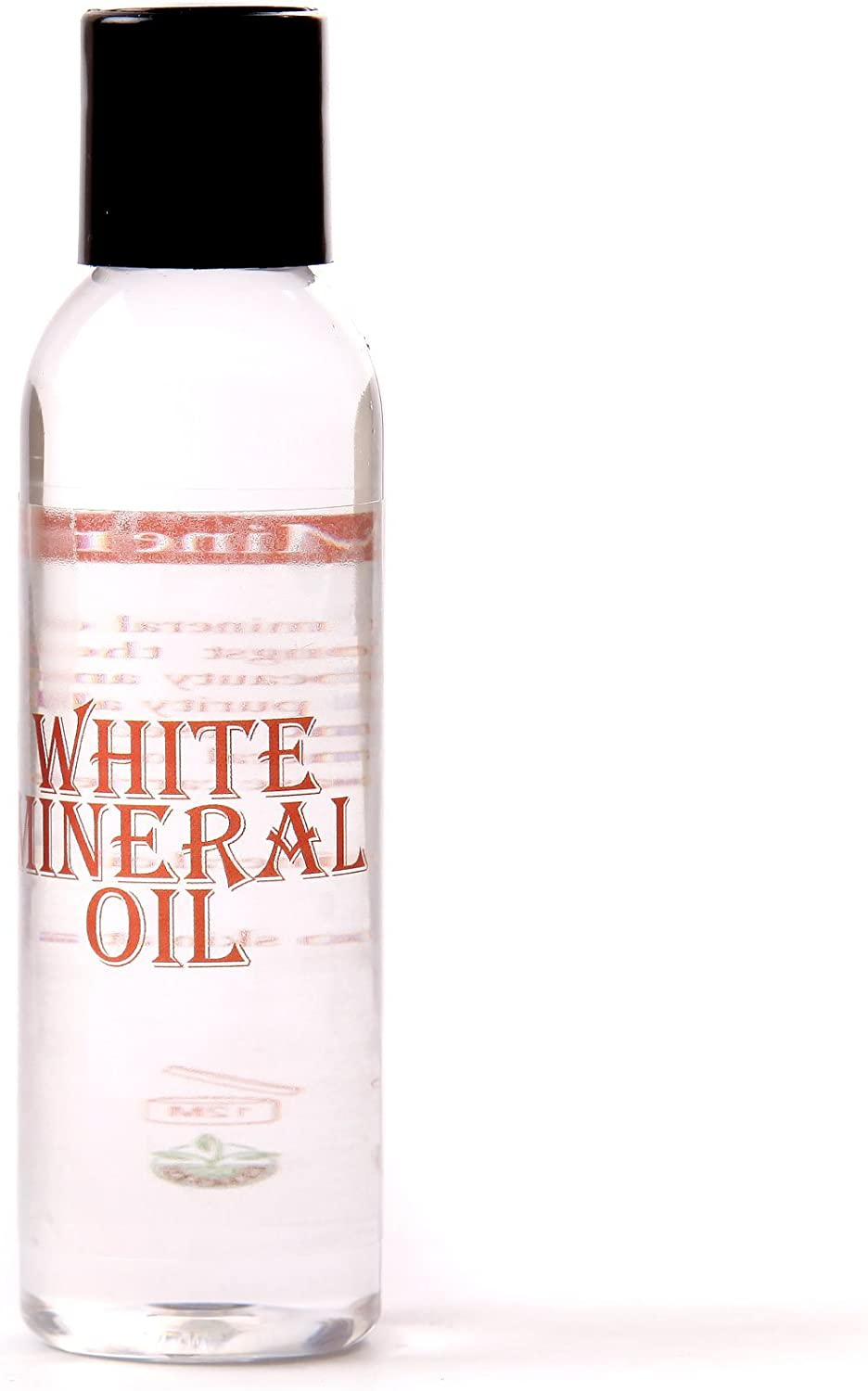 Mystic Moments | White Mineral Oil Carrier Oil - 125ml - 100% Pure