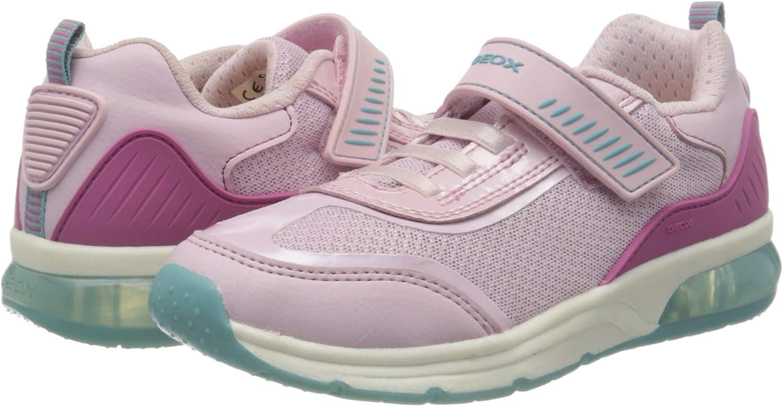 Sneakers Basses Fille Geox J Spaceclub Girl C