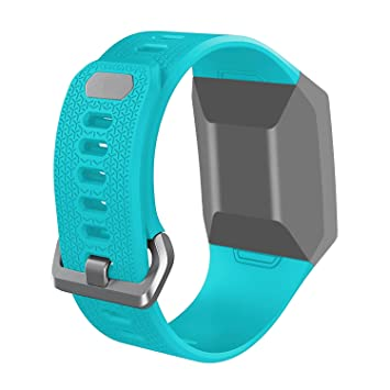 Deruitu Smartwatch iónica de bandas para Fitbit, Fitbit ...