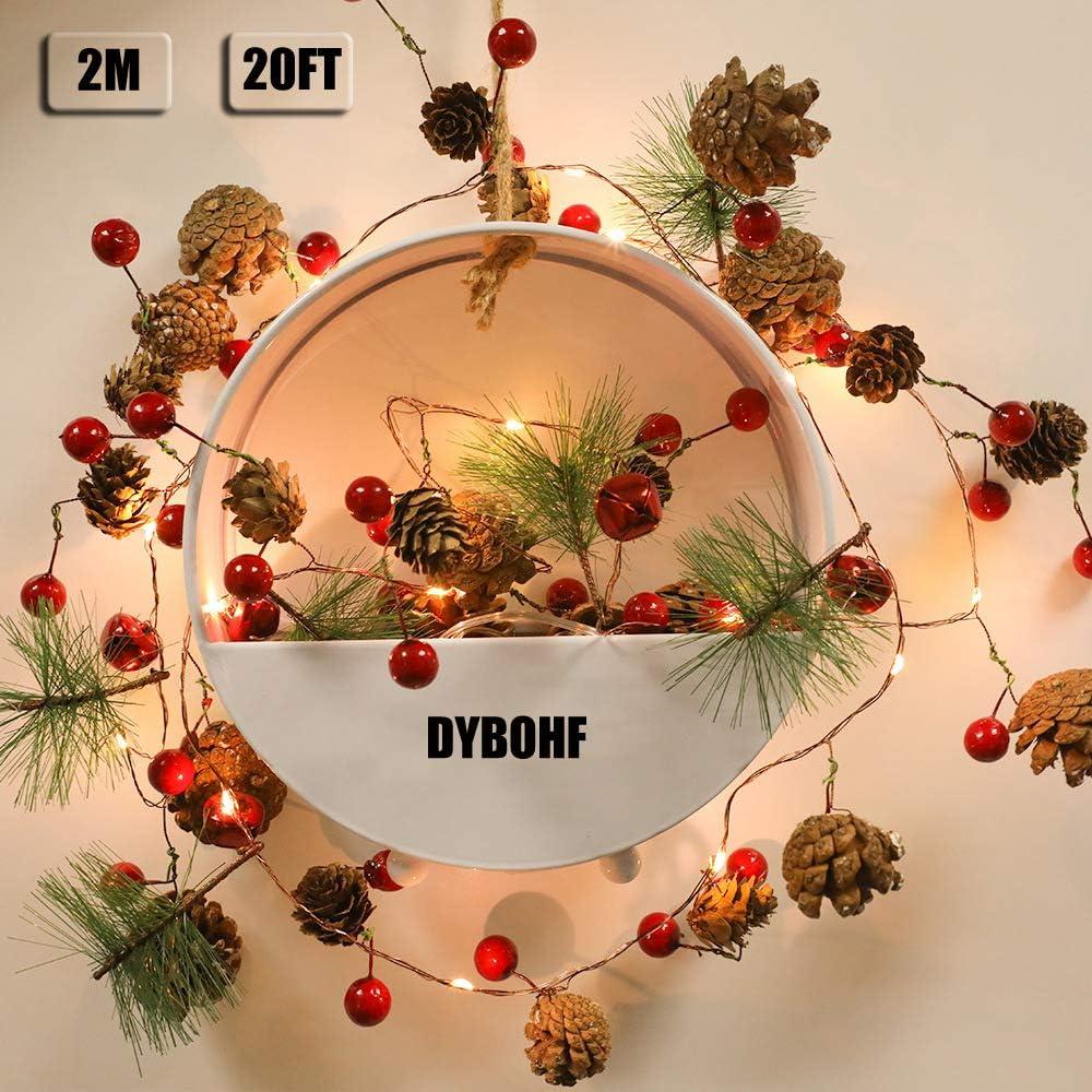 Christmas Craft Fairy Light Garland Xmas Festive Decoration Card Making Scrap