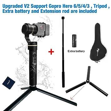 Feiyu G5 Upgraded V2 Gimbal for Gopro Hero 7/6/5/4 ,