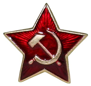 0660c43b400 Image Unavailable. Image not available for. Colour  Genuine Russian Soviet  Red Army Issued Star USSR Kokarda Cossack Trapper Fur Hat Cap Beret Pin