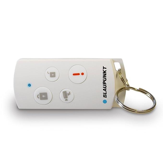 Blaupunkt Security HOS-1800 - Kit de alarma con cámara IP PTZ + sirena integrada, voz bidireccional y detección de intrusos inteligente: Amazon.es: ...