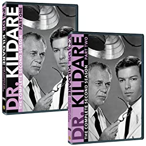 Dr. Kildare: The Complete Second Season - Back to Back 2 Pack