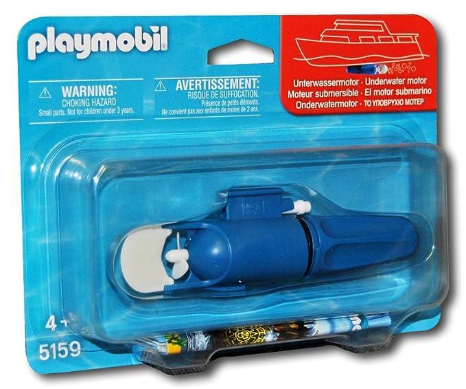 Playmobil Accesorios - Submarino Motor por Barco Vehículos de ...