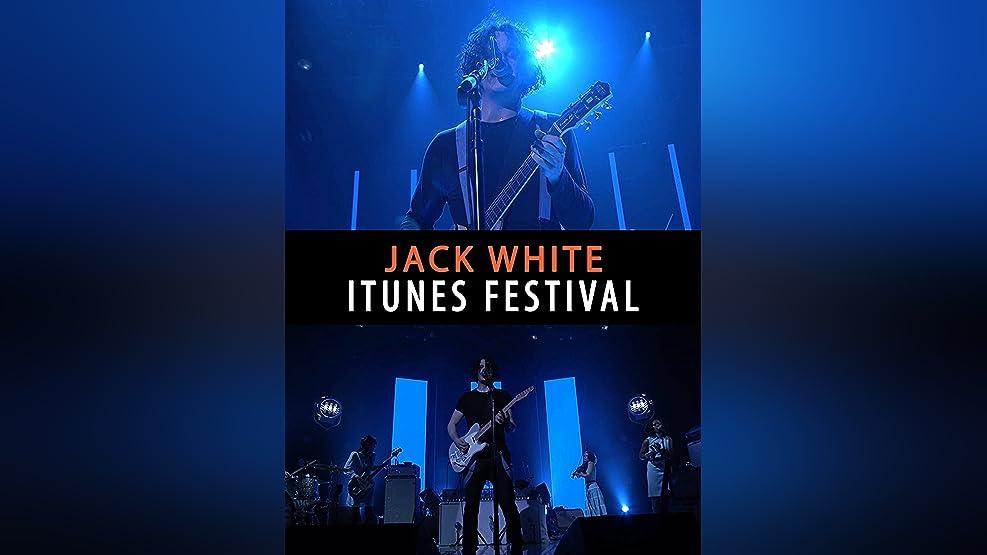 Jack White - Live at iTunes Festival