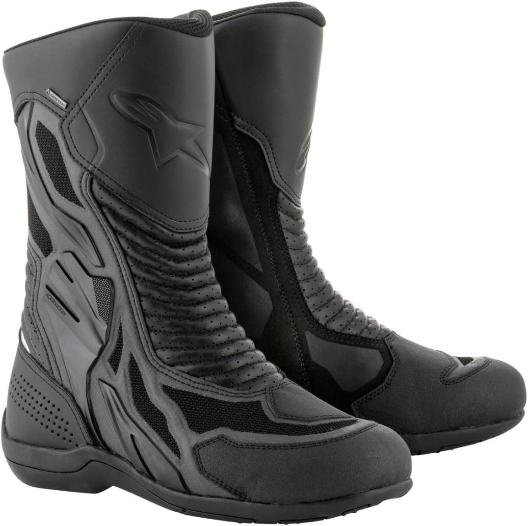 Alpinestars Air Plus v2 Gore-Tex XCR Boots Black Euro Size 47 US Size 12