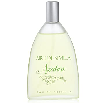 Amazon.com : AIRE DE SEVILLA AGUA FRESCA DE AZAHAR FOR WOMEN EDT 150 ml : Beauty