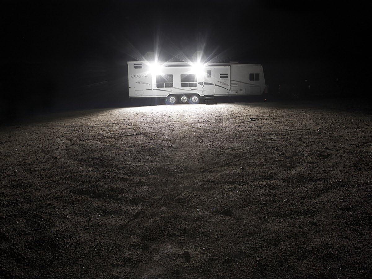 ALL MAKES AND MODELS RIGID INDUSTRIES BLACK WHITE 1X2 LED SCENE LIGHT...