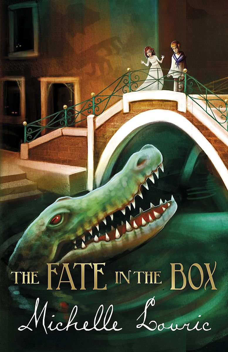 Read Online The Fate in the Box pdf