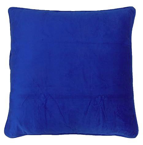 Étnico Cojín azul de la cubierta 60 CM almohada cubierta con ...
