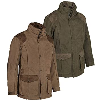Percussion Chaqueta Hombre RAMBOUILLET - Bronze, XXL: Amazon ...