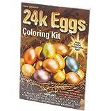 24 Karat Easter Egg Coloring Kit