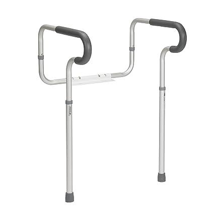 Amazon.com: Drive Medical Marco de Seguridad para inodoro ...