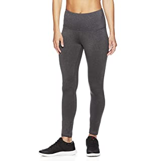 Reebok Women's High Rise Leggings Performance Compression Pants