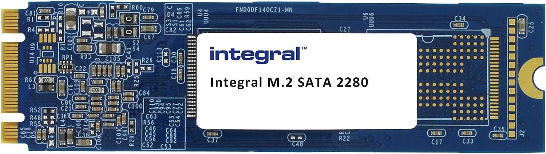 Integral Memory - SSD de 1 TB M.2 2280 SATA III de Alta Velocidad ...