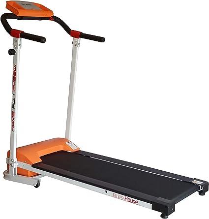 Fitness House FH5301 Cinta de Correr, Adultos Unisex, Blanco ...