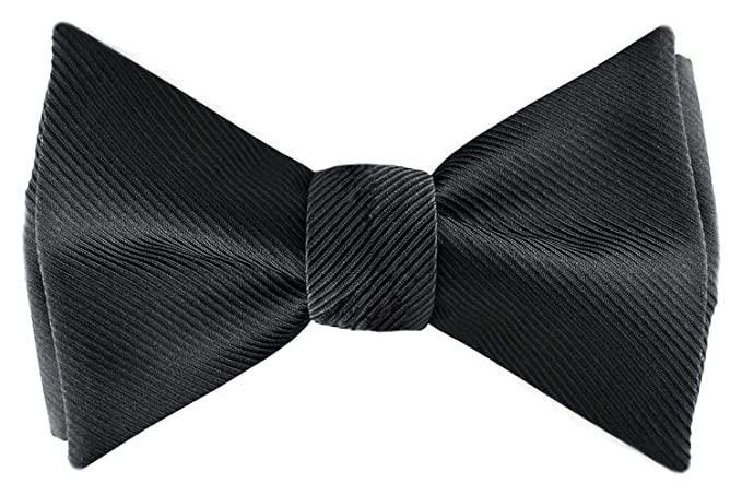 Men/'s Big /& Tall or Boys Size New Navy With White Stars Clip-On Cotton Bow Tie