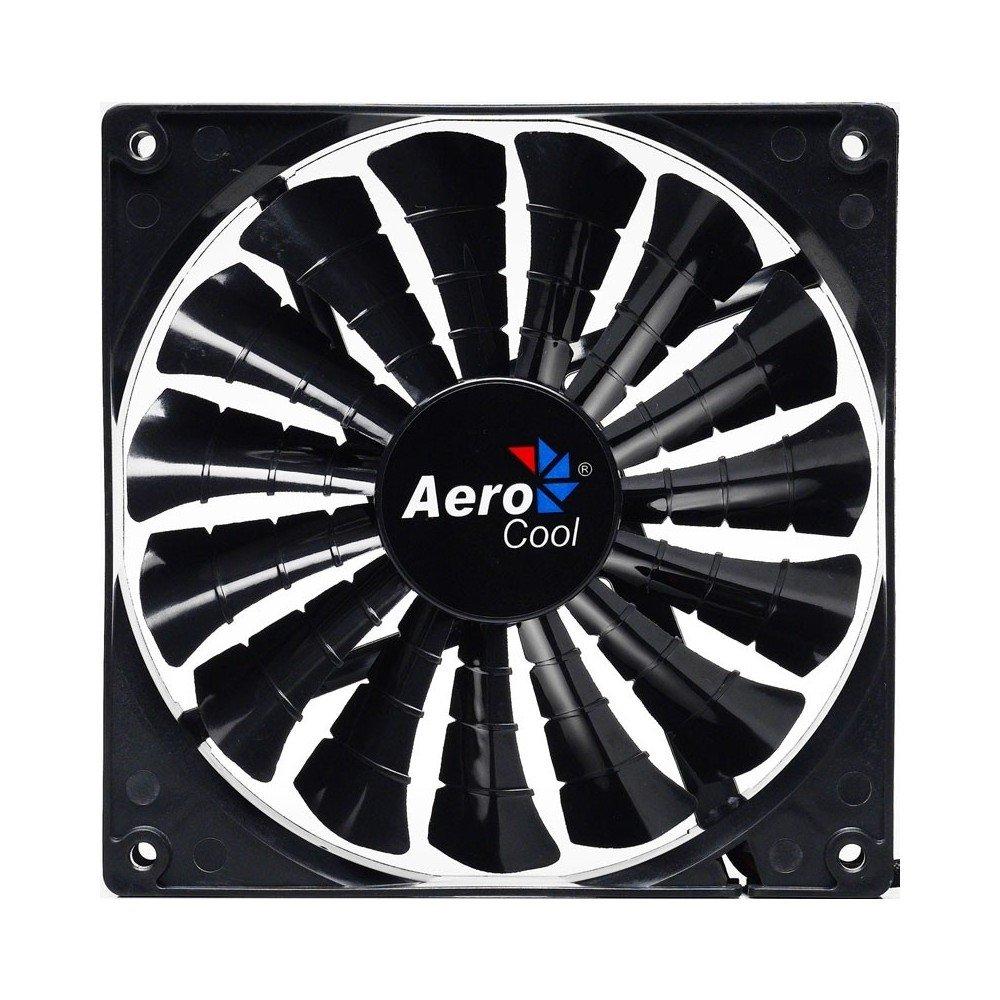 AeroCool Shark 120mm Black Edition Cooling Fan EN55413