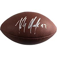 $175 » Rob Gronkowski New England Patriots Tampa Bay Buccaneers Signed Autograph Football JSA Certified